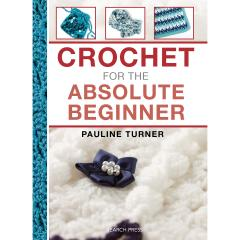 Search Press Books-Crochet For The Absolute Beginner-0