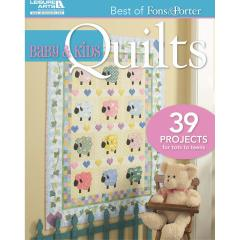 Leisure Arts -Baby & Kids Quilts-0